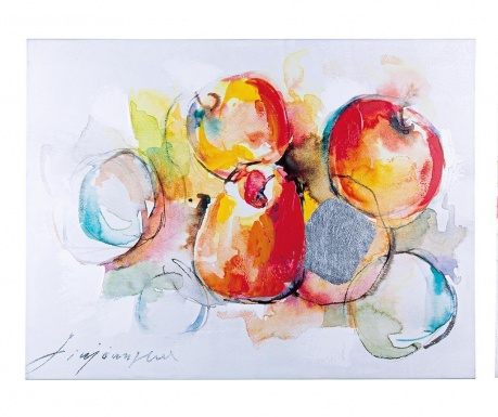Tablou Crown Fruit 60x80 cm