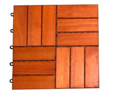 11-dijelni set pločica za vanjski prostor Jefferson