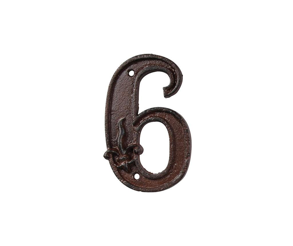 Numer na dom Six