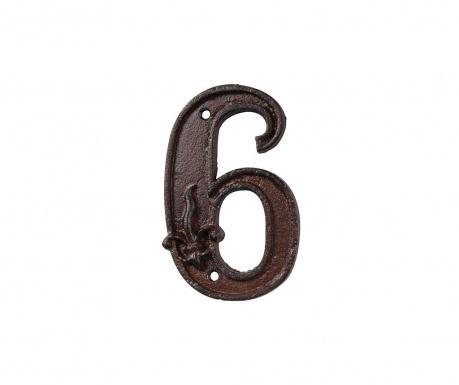 Číslo na dom Six