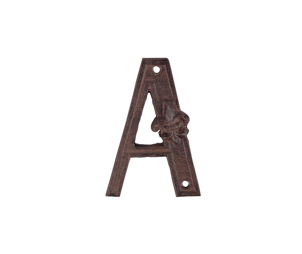 Kućno slovo Brown A