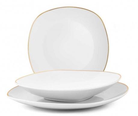 Сервиз за маса 18 части Versailles Platin Gold