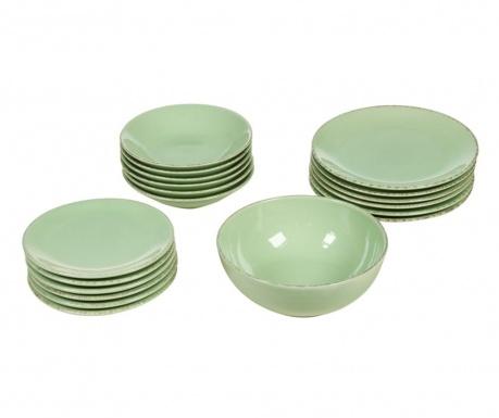 19-dijelni   servis za jelo Amelie Green