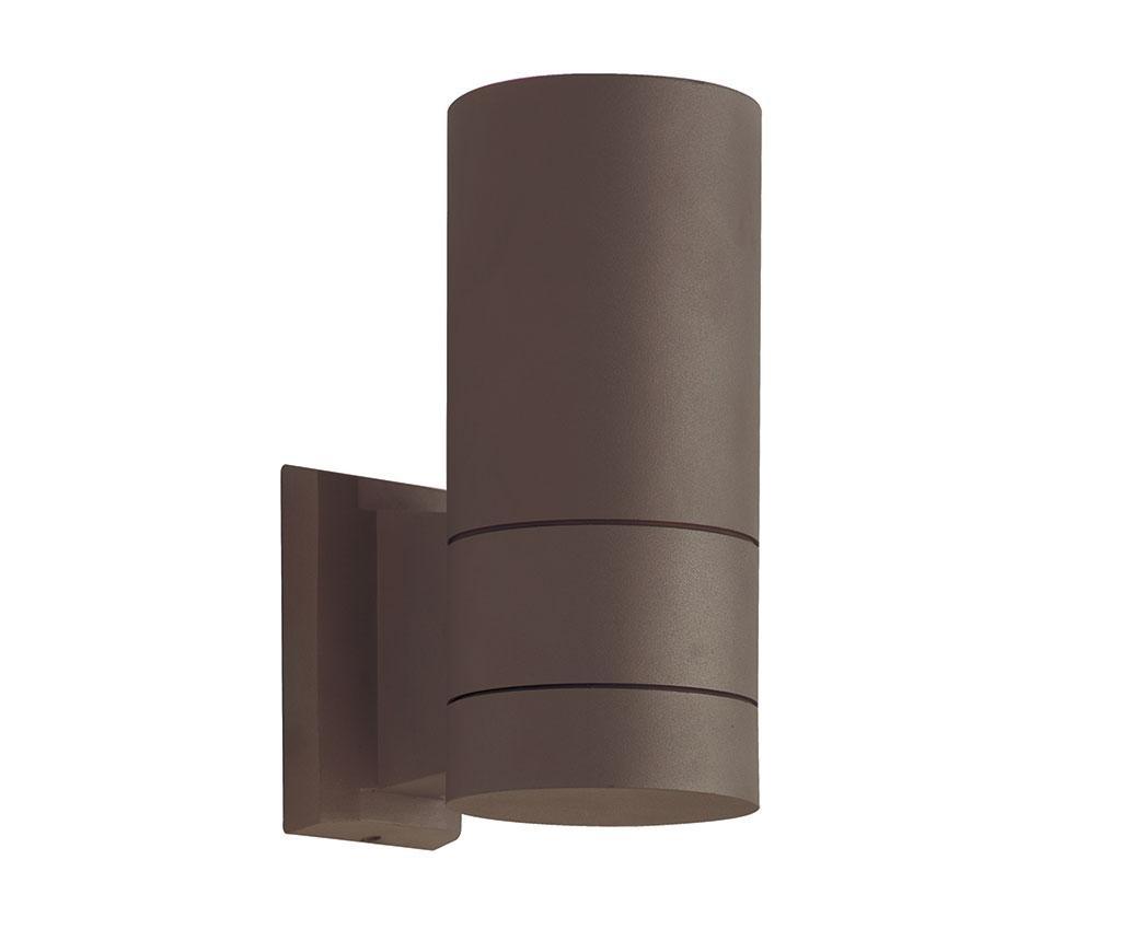 Aplica de perete pentru exterior Sotris Brown Sense
