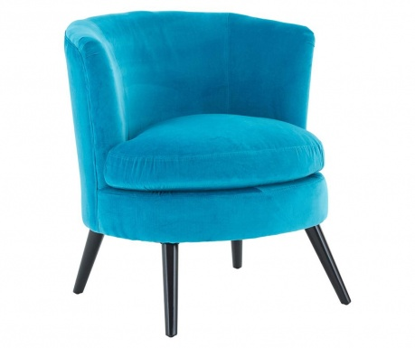 Plush  Blue Fotel