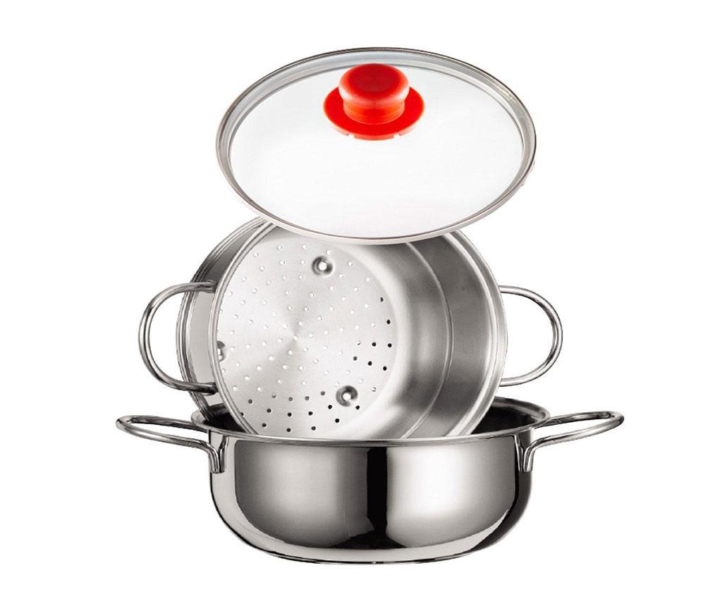 Kozica za kuhanje na pari Eatitaly 7 L