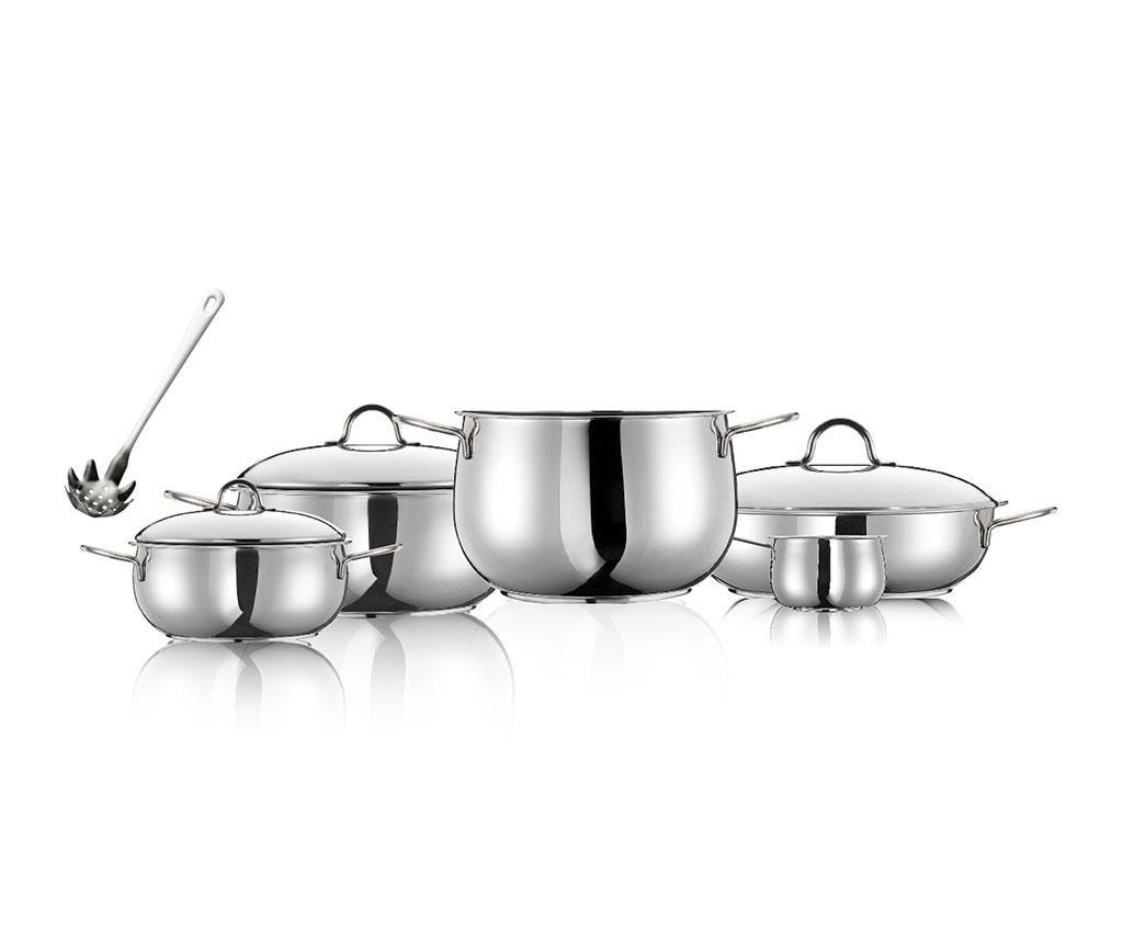 9-delni set posode za kuhanje River