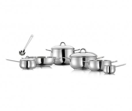 10-dijelni set posuda za kuhanje Iobio
