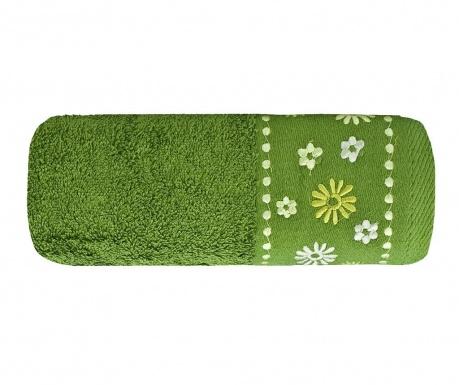 Ręcznik kąpielowy Flower Green
