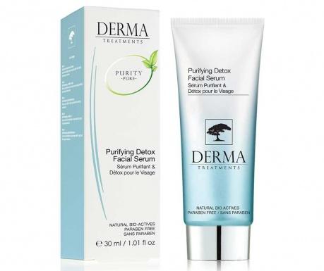 Почистващ серум за лице Derma 30 мл