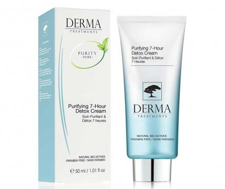 Noćni  tretman za pročišćavanje kože Derma 50 ml