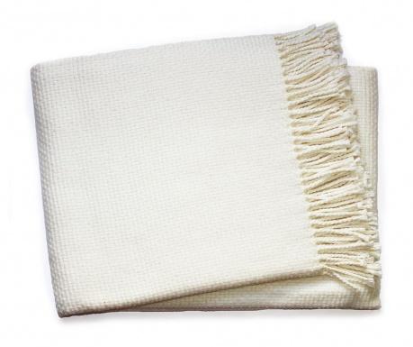 Priročna odeja Zen Cream 140x180 cm