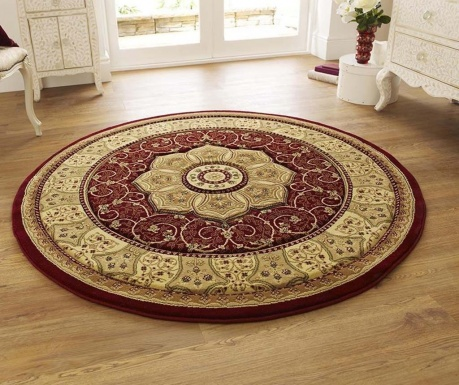 Tepih Heritage Red Circle 150 cm