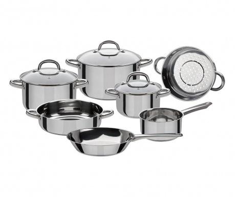 Комплект готварски съдове 10 части Gemma