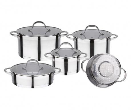 Комплект готварски съдове Carenza