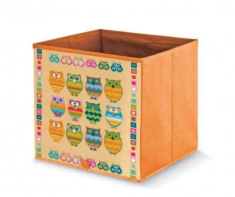 Cube Owls Tárolódoboz