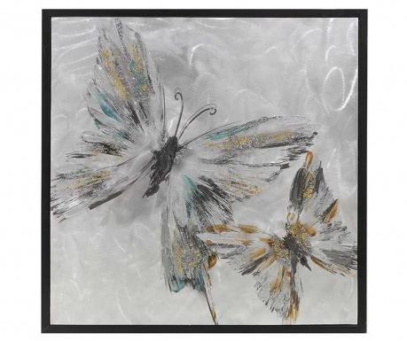 Slika Butterfly Joy 60x60 cm
