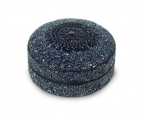 Cutie pentru bijuterii Black Beads