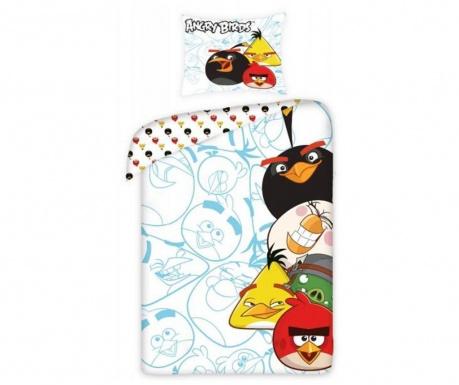 Angry Birds So Mad Extra Egyszemélyes  Ranforce Ágynemű