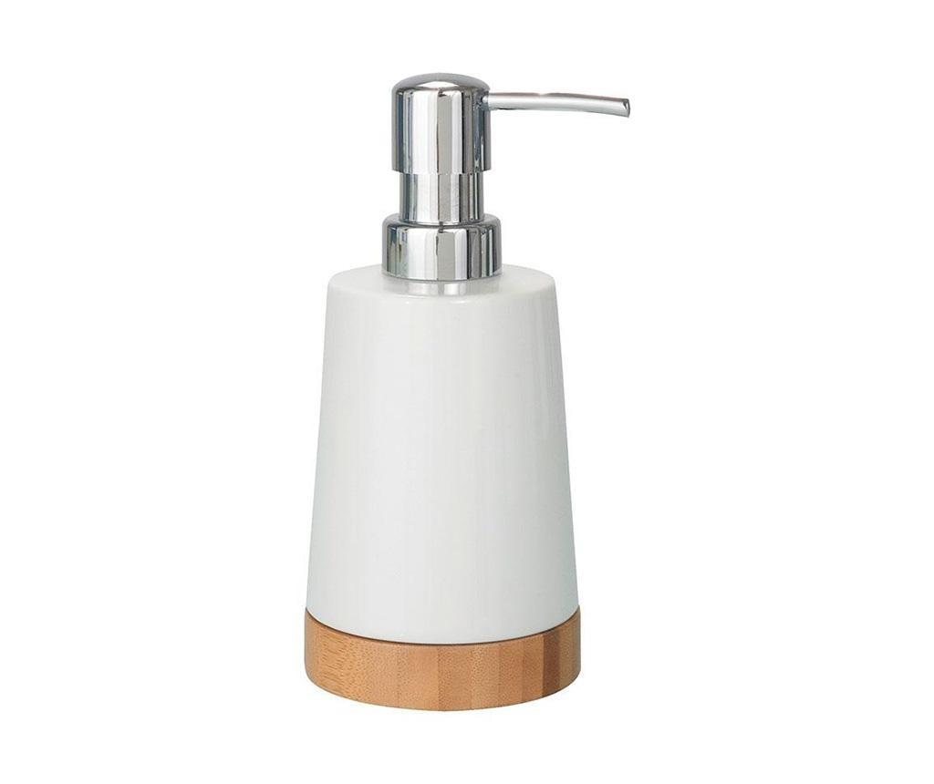 Диспенсър за течен сапун Emet Bamboo 330 ml