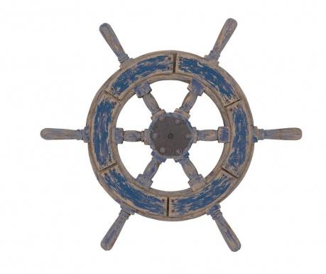 Antique Rudder Dekoráció