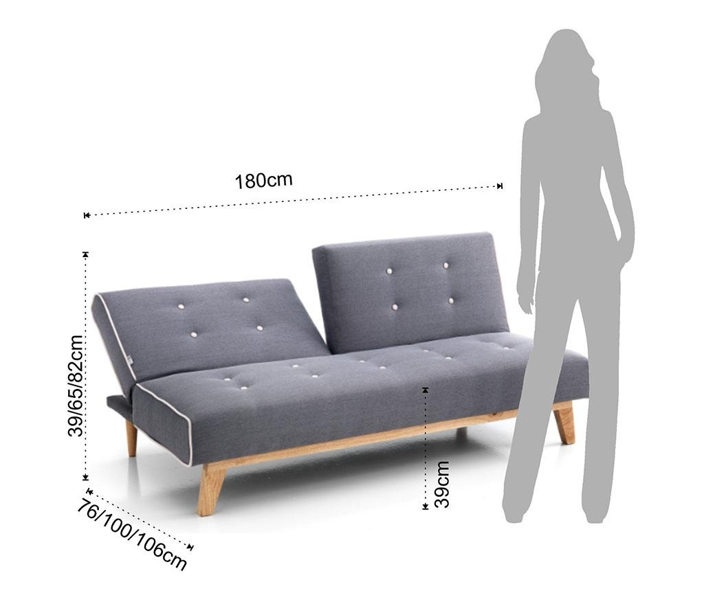 Sofa extensibila Tweet A