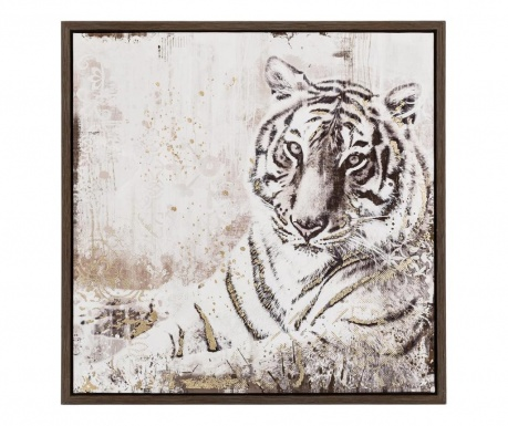 Картина Tiger 64x64 см