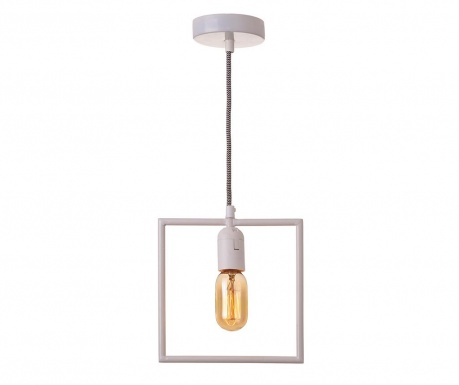 Lampa sufitowa Sharp Indie White Plus M