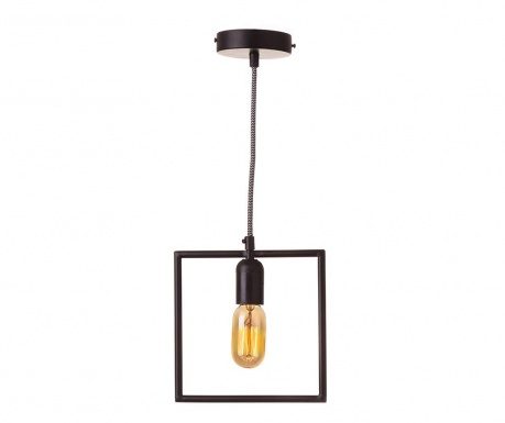 Lampa sufitowa Sharp Indie Black S