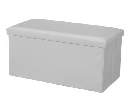 Simple Grey Összecsukható pad