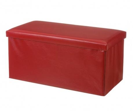 Ławka składana Simple Red