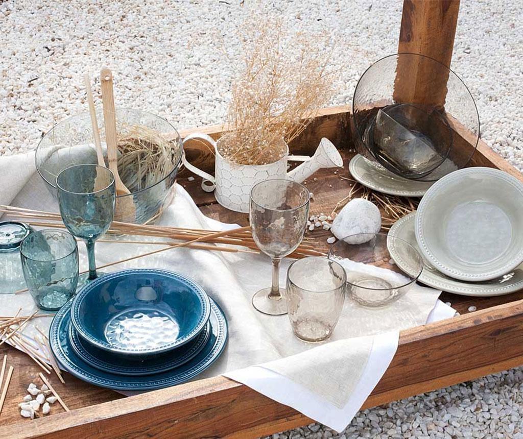 Set 6 farfurii pentru desert Harmony Sand
