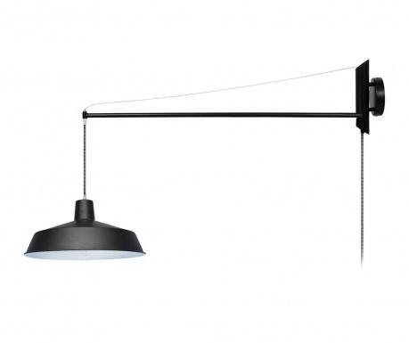 Zidna svjetiljka Becket Black
