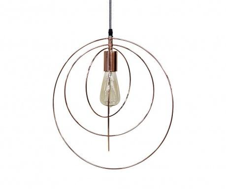 Závěsná lampa Globus