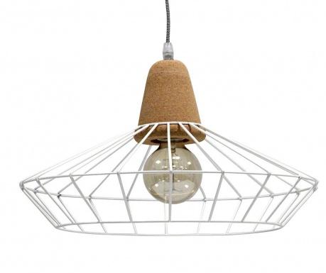 Závěsná lampa Ingvar White