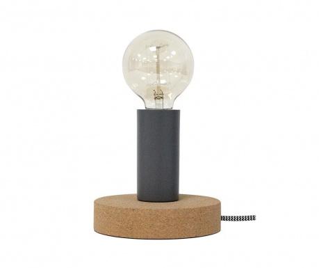 Noční lampa Elmer Grey