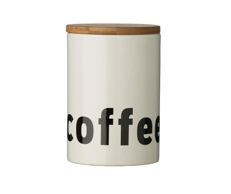 Съд с капак за кафе Letters