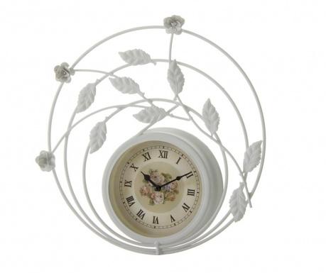 Стенен часовник Flowery