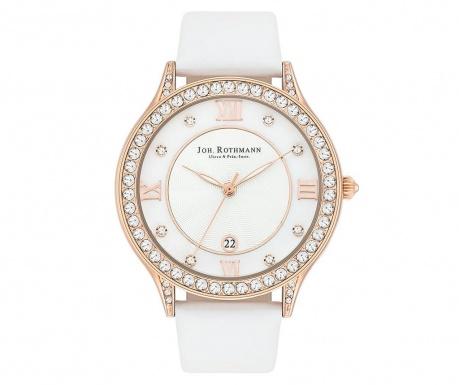 Дамски ръчен часовник Joh. Rothmann Saskia White