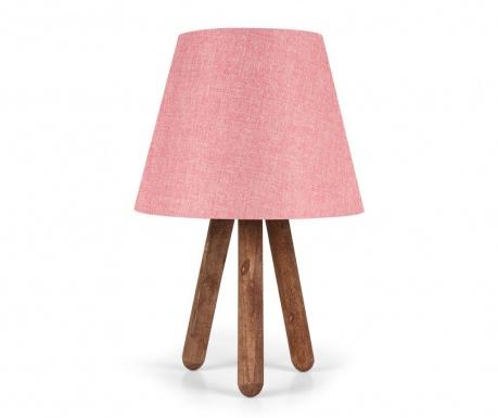 Nočná lampa Katy Pink Brown