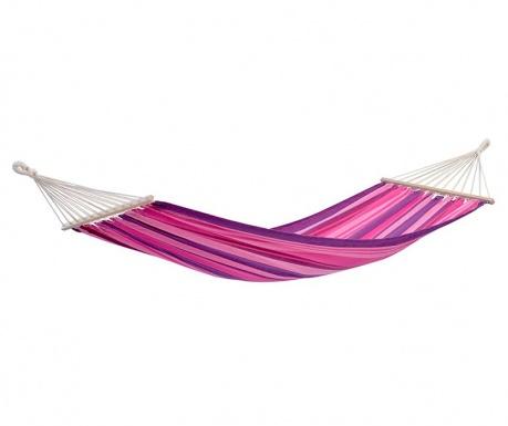 Hamac cu bare Tonga Candy 100x200 cm