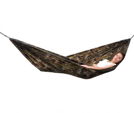 Hamac Travelset Camoulflage 120x275 cm