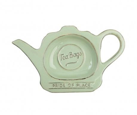 Suport pentru pliculete de ceai Pride Green