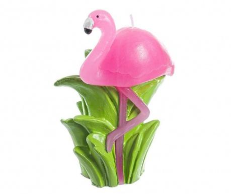 Świeczka Flamingo