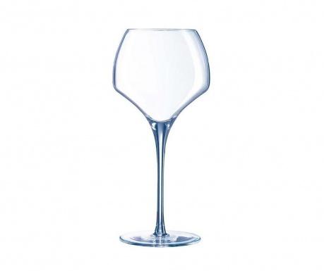 Sada 6 sklenic na víno Clear 550 ml