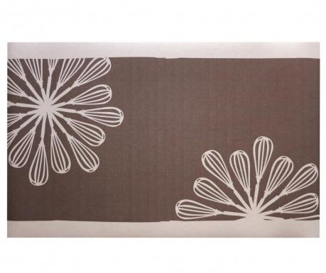 Linoleum Whisks 50x80 cm