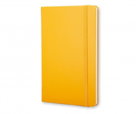 Agenda Plain Oti Yellow Square