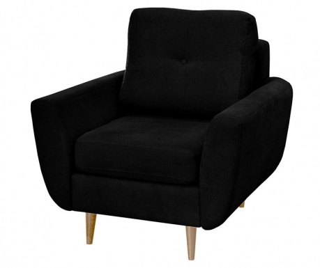 Flower  Black Fotel