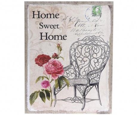 Obraz Home Sweet Home 35x45 cm