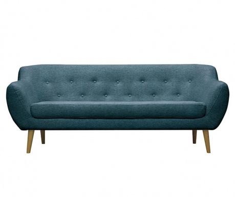 Canapea 3 locuri Sicile  Turquoise